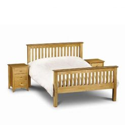 Barcelona Hideaway Bed is a beautifully finished wooden kids single bed that has a pull-out guest bed,in timeless shaker styling