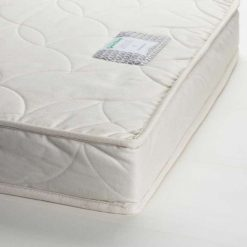 Twist Natural Mattress Cot Bed - The Chemical Free Dual-Sided Latex Mattress That Grows With Your Child, Natural Goodness From The Inside