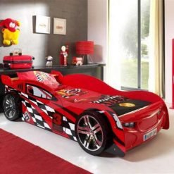 Racecar Theme Bedroom