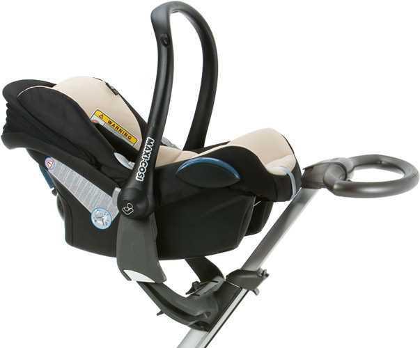 Stokke Stroller Car Seat Adapter, Stokke Car Seat And Stroller