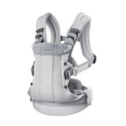 Babybjorn Baby Carrier Harmony Baby Carrier Silver 3D Mesh
