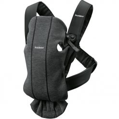 Babybjorn Baby Carrier Mini 3D Jersey Charcoal Grey