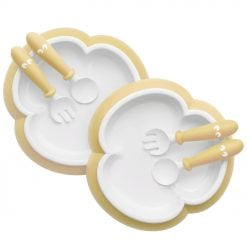 Babybjorn Plate, Spoon and Fork Set