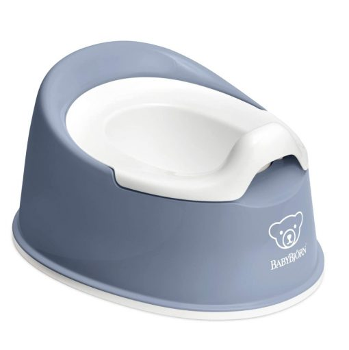 Babybjorn Blue Smart Potty with easy to use removable inner