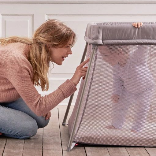 Babybjorn Travel Cot Mattress is a genuine replacement mattress, if you have inherited, or bought second-hand, your Babybjorn Travel Cot.