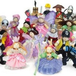 Budkins Toy Figures