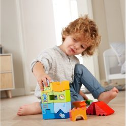 Wooden Toys to entertain and aid the development of babies and children