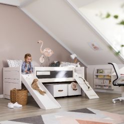 Lifetime Climb And Slide Cabin Bed