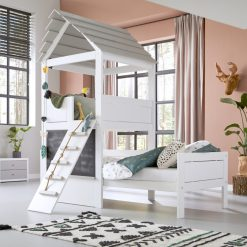 Lifetime Kids Bed With Play Tower
